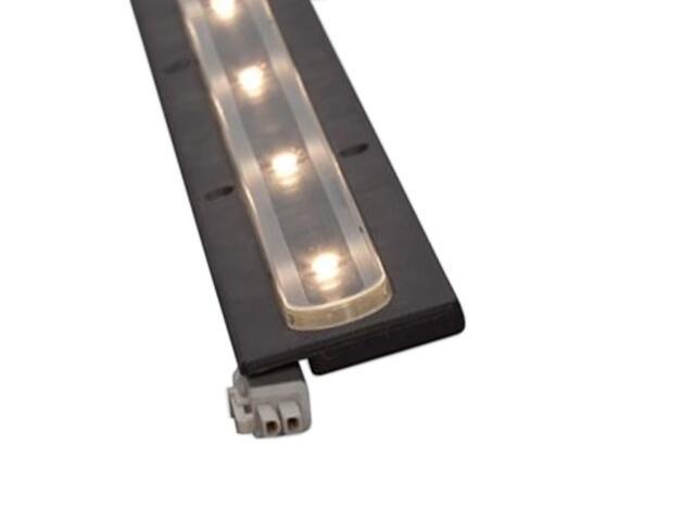 Listwa podszafkowa TETRA AL10 LPL-G18-060C-927 43cm szara GE Lighting