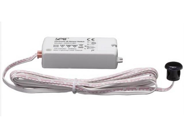 Zasilacz do oświetlenia FlatLED IR-Sensor max.250W AC100-240V biały Paulmann