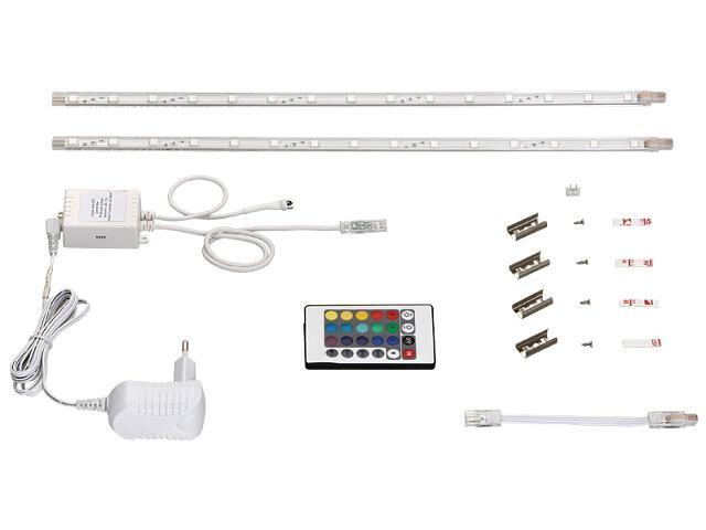 Taśma LED wielokolorowa RGB Deco RGB 2x15LED 5W 2423300F Spot-light