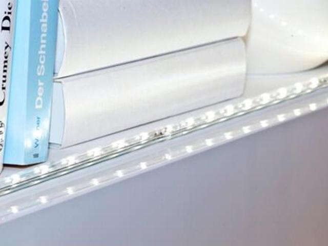 Taśma LED jednokolorowa 4 szyn LED 4x9 LEDx1W Splint 79070941 Reality
