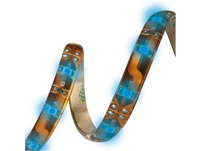 Taśma LED jednokolorowa GRANDO LED-BL 5M niebieska Kanlux
