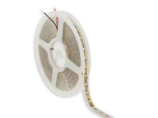 Taśma LED jednokolorowa 5m 30szt/m 2,4W/m 12V IP65 wodoodporna chłodna barwa 06632 Whitenergy