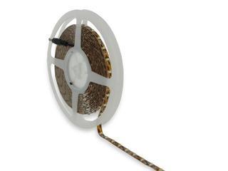 Taśma LED jednokolorowa 5m 30szt/m 2,4W/m 12V ciepła barwa 06635 Whitenergy