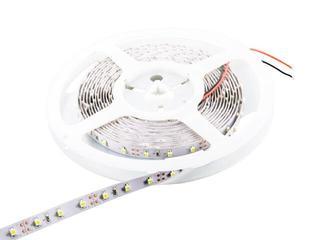 Taśma LED jednokolorowa 5m 60szt/m 3528 6W/m IP65 (żel) chłodna barwa Whitenergy