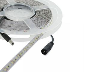 Taśma LED jednokolorowa 5m 120szt/m 8W/m 12V chłodna barwa 06880 Whitenergy