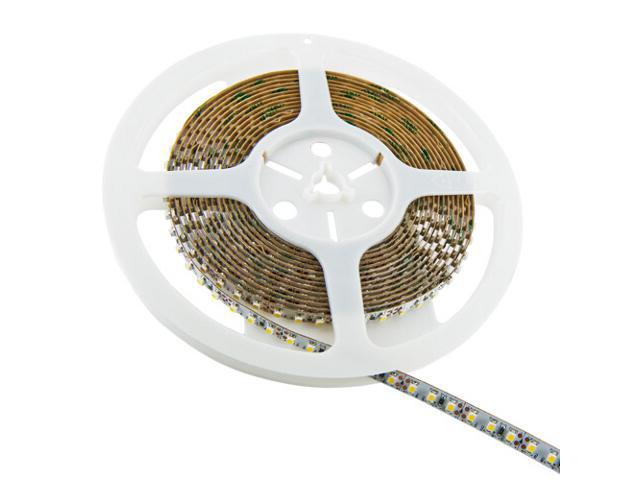 Taśma LED jednokolorowa 5m 120szt/m 3528 9,6W/m bez konektora ciepła barwa 08372 Whitenergy