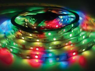 Taśma LED wielokolorowa RGB SMD 5050 IP20 LEDSV-ST30 RGB Apollo Lighting