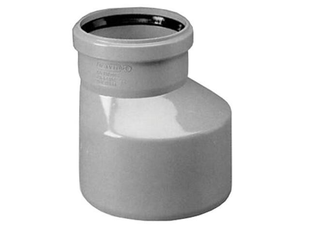 Redukcja niecentryczna KL.N 315x250 PVC-U Wavin