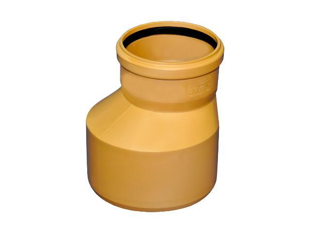 Redukcja niecentryczna KL.N 400x315 PVC-U Wavin