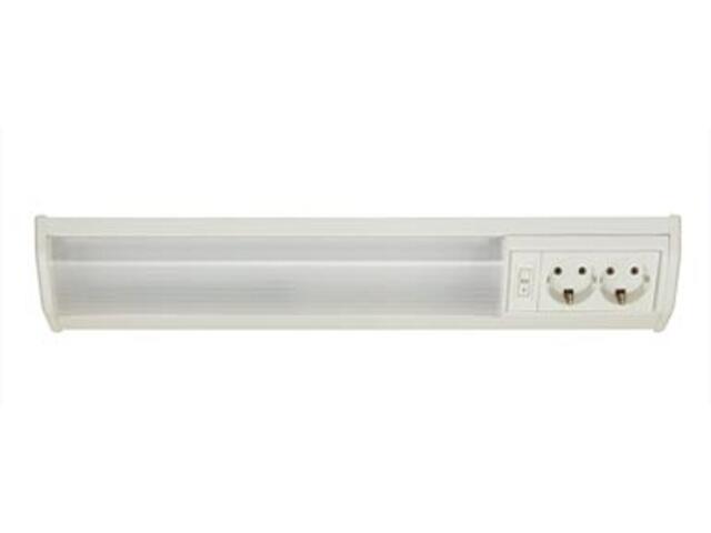 Belka świetlówkowa WorX Plus 1x10W biała Paulmann