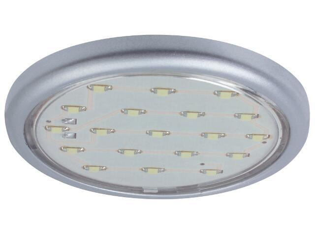 Oprawa meblowa Micro Line Micro LED 1x1,22W chrom mat Paulmann