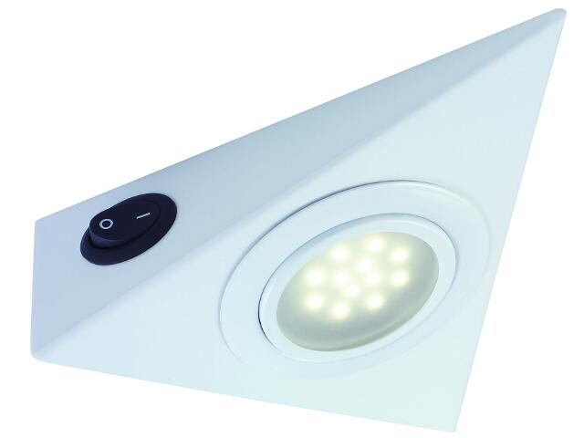 Oprawa meblowa Micro Line Home + Office Allround LED 3x1W biała Paulmann