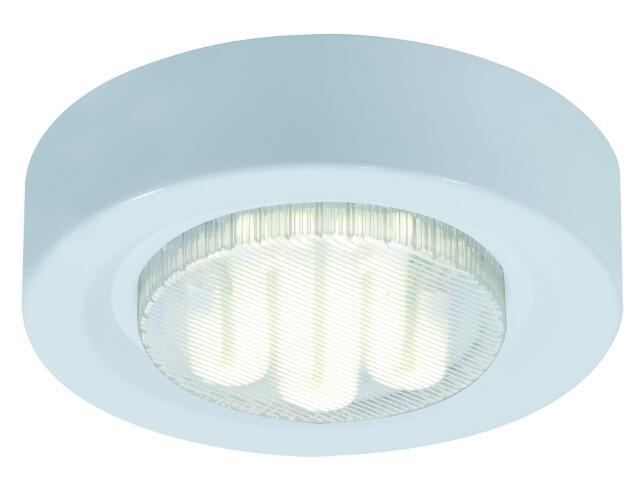 Oprawa meblowa Micro Line energooszczędna 3x6W okrągła biała Paulmann