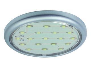 Oprawa meblowa Micro Line Profi LED 5x1W srebrna Paulmann