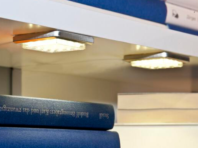 Oprawa podszafkowa zestaw 3 lampek podszafkowych Yoko 3x16 LED 6W 79041631 Reality