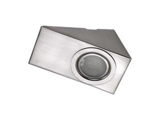 Oprawa podszafkowa 20W G4 KH 0808 satynowa srebrna ANS