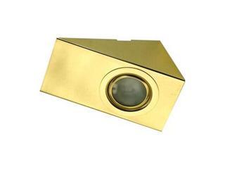 Oprawa podszafkowa 20W G4 KH 0808 złota ANS