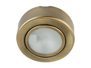 Oprawa podszafkowa stała 20W G4 KHC 0605 matowa złota ANS