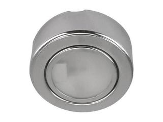 Oprawa podszafkowa stała 20W G4 KHC 0605 srebrna ANS