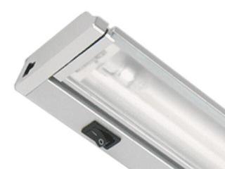 Listwa podszafkowa świetlówkowa ARIBA 8 6400K biała Brilum