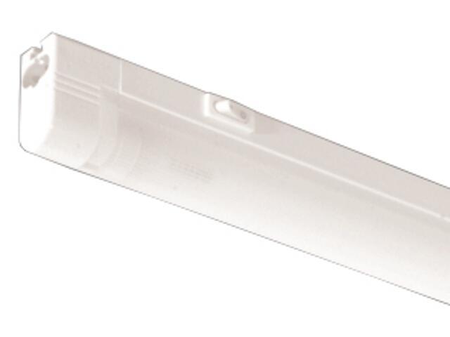 Belka świetlówkowa podszafkowa WERA 28 2700K biała Brilum