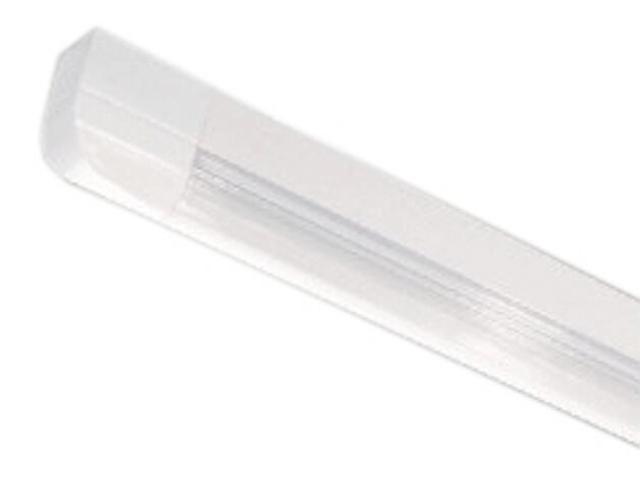 Listwa podszafkowa świetlówkowa ESTILA 18 2700K biała Brilum