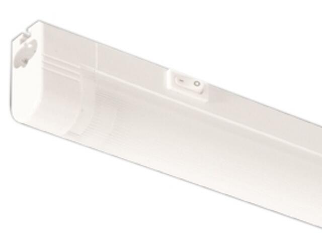 Belka świetlówkowa podszafkowa WERA 21 6400K biała Brilum