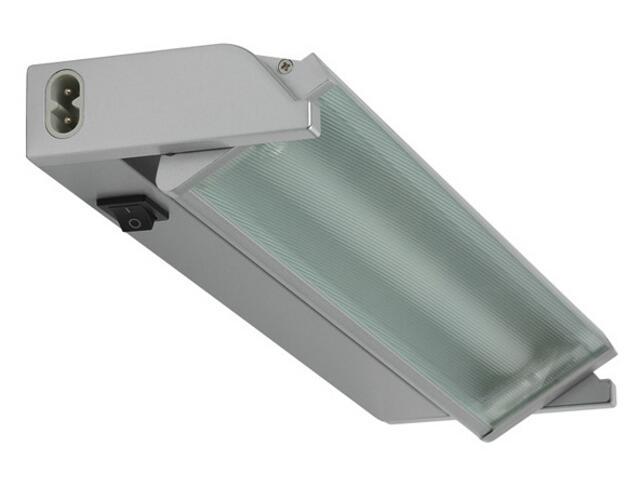 Listwa podszafkowa PAX TL2016B-8W-SR srebrna Kanlux