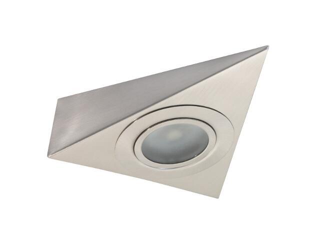 Oprawa podszafkowa ZEPO POWER LED-C/M matowy chrom Kanlux