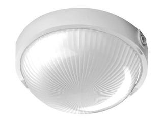 Plafon przemysłowy hermetyczny VEGA 1x100W E27 klosz matowy Lena Lighting