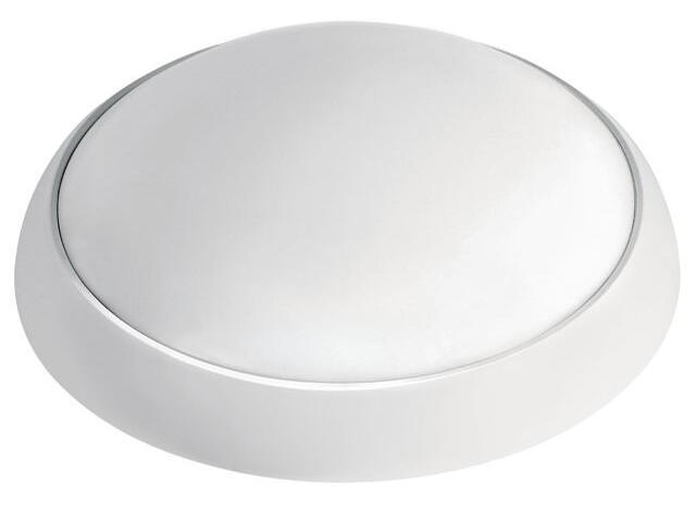 Plafon przemysłowy hermetyczny MERCURY 1x21W 230V IP54 klosz matowy Lena Lighting