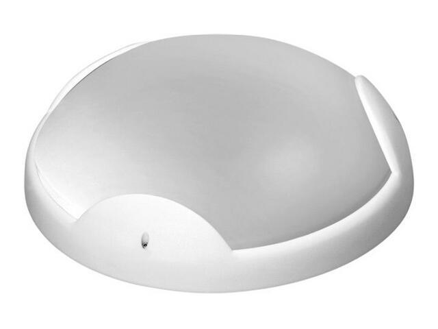 Plafon przemysłowy hermetyczny CAMEA PRO 2x9W G23 biały klosz matowy Lena Lighting