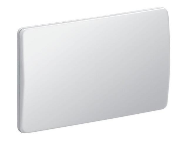 Plafon przemysłowy hermetyczny PORTAL 1x9W G23 z czujnikiem zmierzchowym Lena Lighting