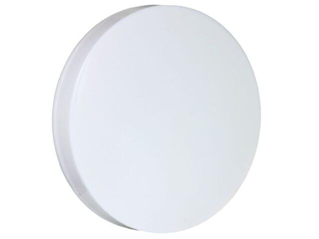 Plafon przemysłowy hermetyczny CIRCLE 1x9W 2G7 230V EVG klosz mleczny Lena Lighting