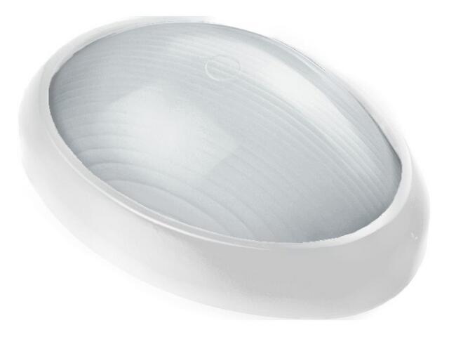 Plafon przemysłowy hermetyczny SIGMA 1x60W E27 biały Lena Lighting