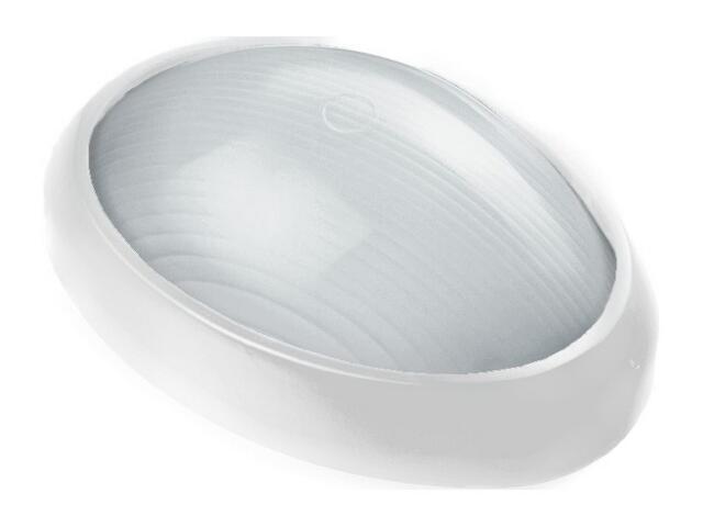Plafon przemysłowy hermetyczny SIGMA 1x100W E27 biały Lena Lighting