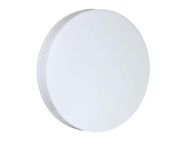 Plafon przemysłowy hermetyczny CIRCLE 1x11W G23 230V KVG klosz mleczny Lena Lighting