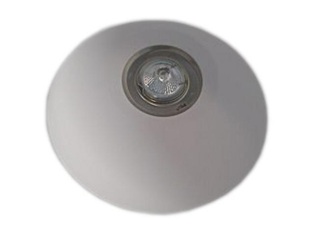 Oprawa punktowa sufitowa NAMUR B biała 9673B Cleoni