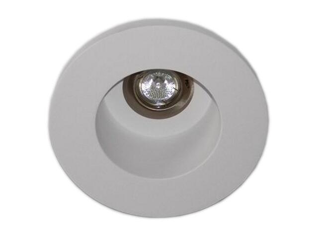 Plafon CREVOL B biały 9680B Cleoni