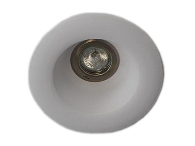 Plafon CREVOL C biały 9680C Cleoni