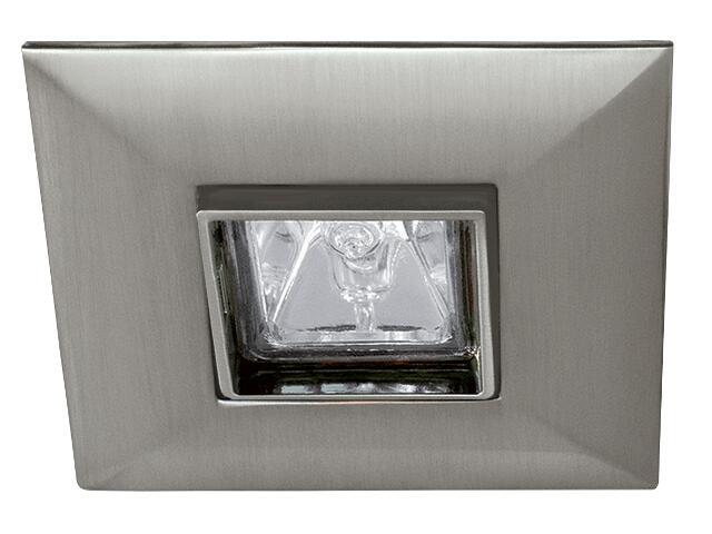 Oprawa punktowa sufitowa Premium Line Quadro wychylna żelazo satyna Paulmann
