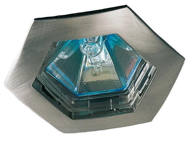 Oprawa punktowa sufitowa Premium Line Hexa żelazo satyna Paulmann