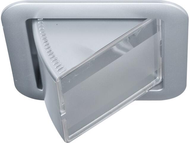 Oprawa punktowa Quality Line ESL kwadratowa wychylna 1x9W E14 chrom mat Paulmann