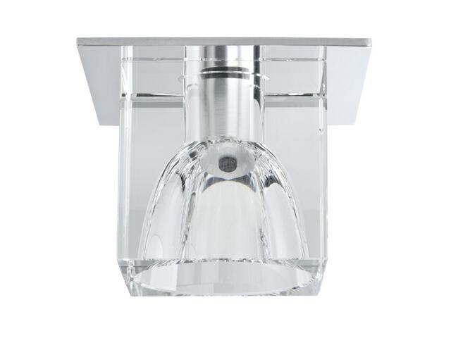 Lampa sufitowa Glassy Cube max 20W G4 Paulmann