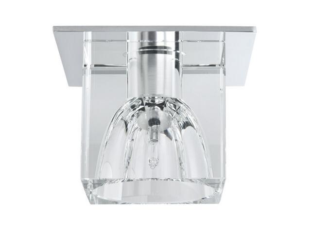 Lampa sufitowa Glassy Cube zestaw 3x10W G4 Paulmann