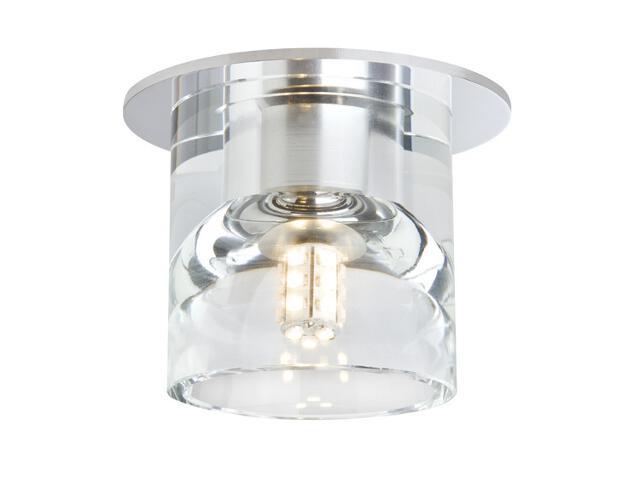 Lampa sufitowa Glassy Tube LED zestaw 3x1W Paulmann