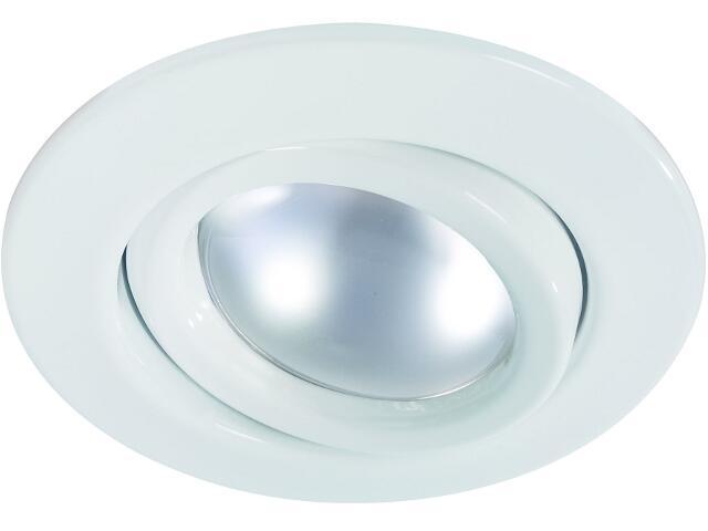 Oprawa punktowa Quality Line R50 wychylna 3 szt. 3x60W biała Paulmann