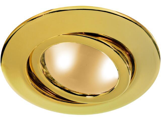 Oprawa punktowa Quality Line R50 wychylna 3 szt. 3x60W złota Paulmann
