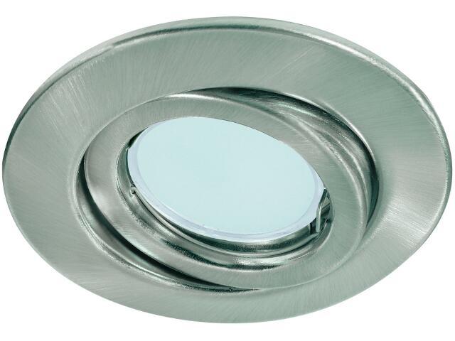 Oprawa punktowa sufitowa Quality Line energooszczędna 3x11W GU10 żelazo satyna Paulmann