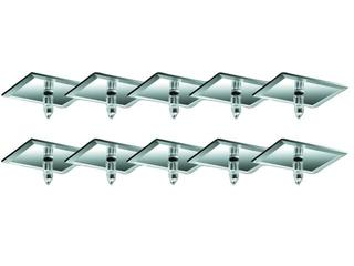 Oprawa punktowa Star Line Mirror Carré 10x10W srebrna Paulmann